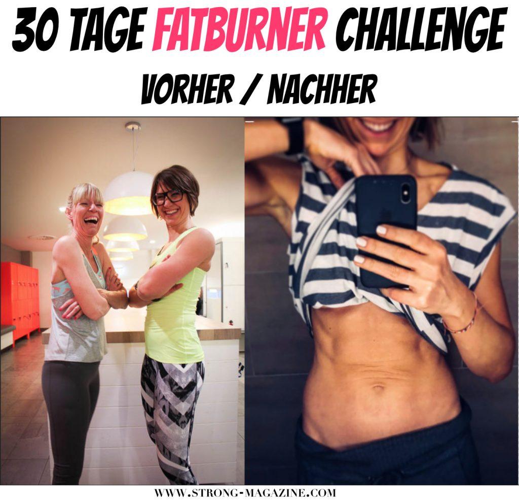 HIIT Training in Kombination mit einer Fatburner-Ernährung führt zu schneller und effizienter Körperfettverbrennung