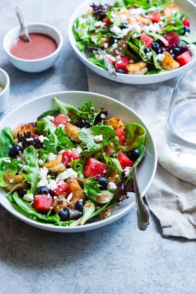 Keto-Rezept Club-Salat