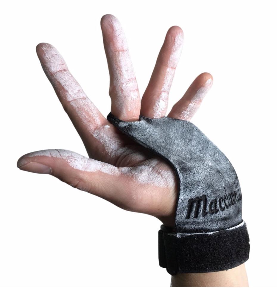 Pull Up Grips, Hand Grips - Trainingshandschuhe für Gymnastics Kurse beim CrossFit zum Schutz der Handballen