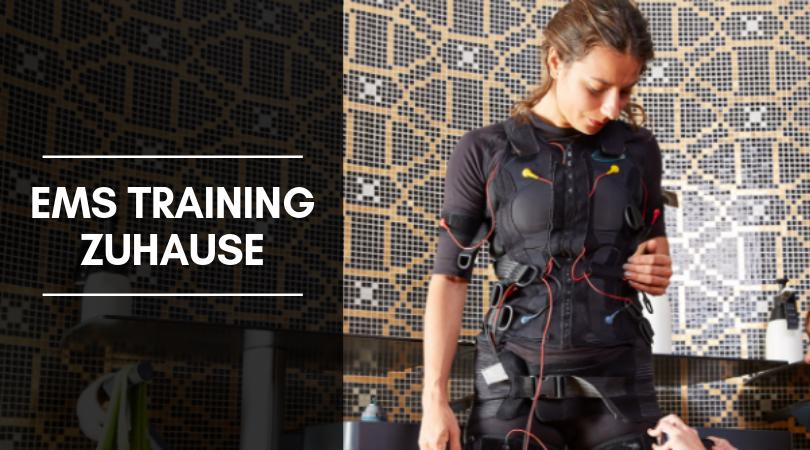 EMS Training für Zuhause - Ratgeber Übungen, Vorteile und Anbieter
