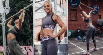"Nike CrossFit Athlete Solveig Sigurdardóttir im Interview auf dem Berlin Throwdown Event 2019 in Berlin über die ""5 Facettes of Training"": Mindfullness, Training, Nutrition, Sleep & Recovery"