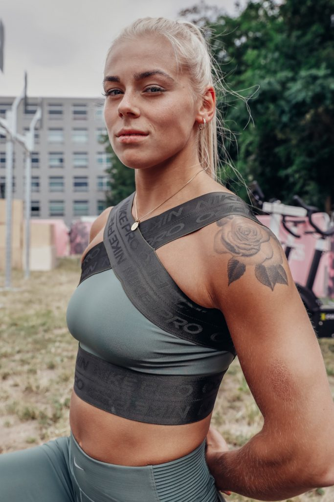 "Nike CrossFit Athlete Solveig Sigurdardottir: ""Believe in the Power of Being InProgress"""
