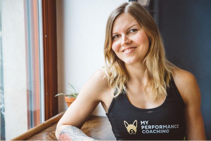 STRONG Online Fitness Coach Isabel Liehmann