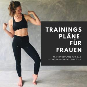 Trainingspläne für Frauen
