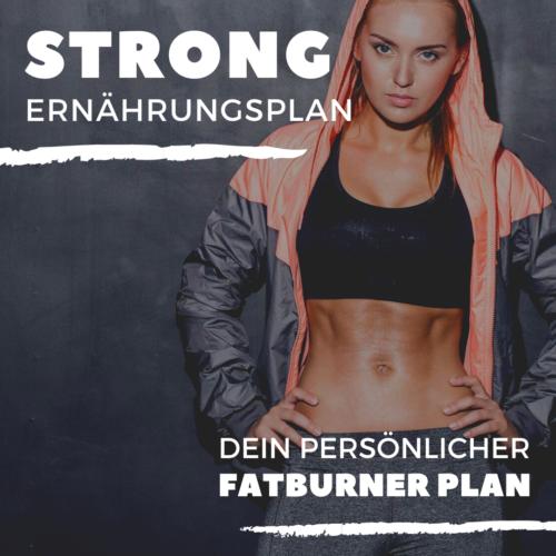 STRONG Ernährungsplan