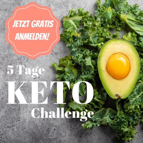 5 Tage Gratis Keto Challenge