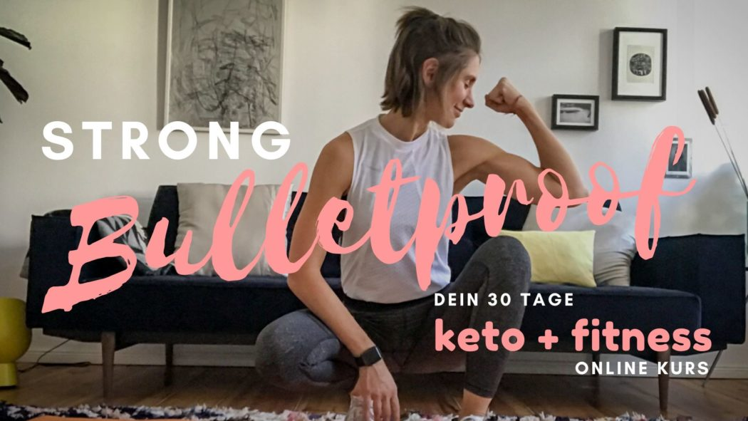 30 Tage Keto & Fitness Online Kurs