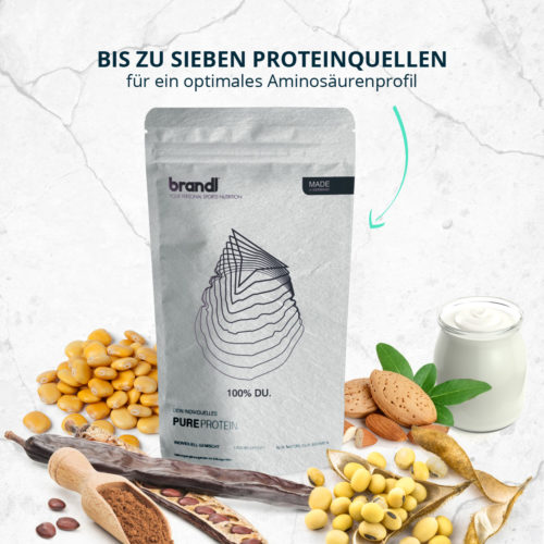 STRONG Proteinpulver made by BRANDL