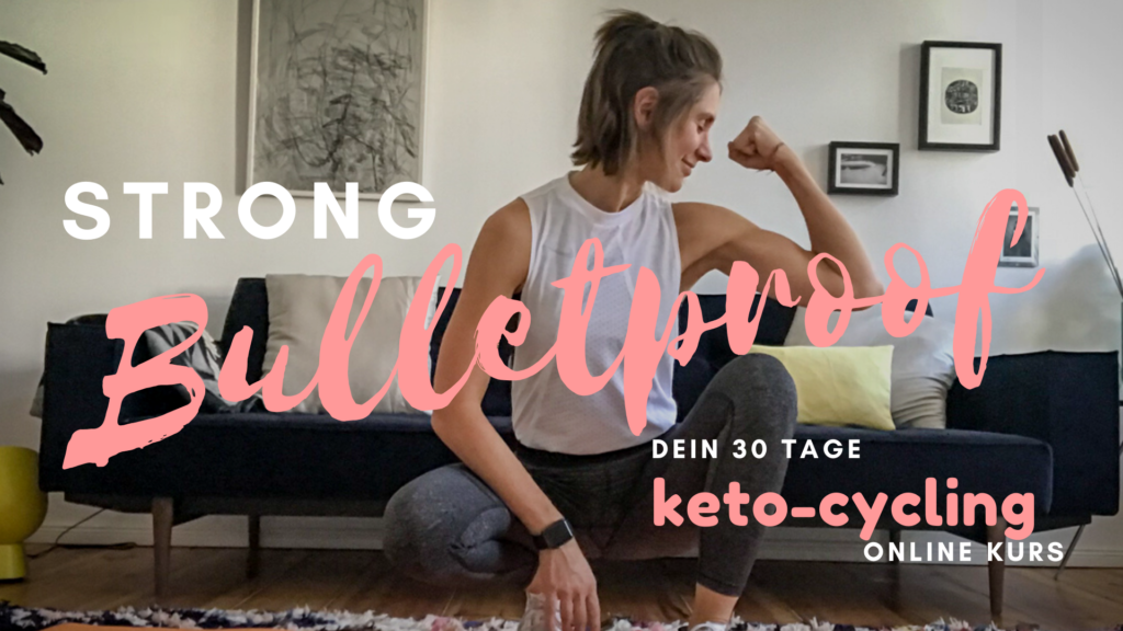 Keto Cycling - 30 Tage Keto-Fitness Online Kurs STRONG BULLETPROOF