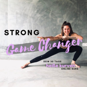 STRONG GAME CHANGER - der 30 Tage HIIT Online Kurs