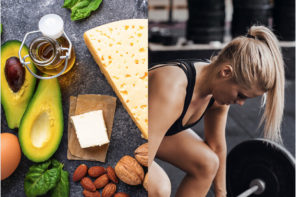 Kann ich mit der Keto Diät Muskeln aufbauen? Ratgeber Krafttraining und Ketogene Ernährung