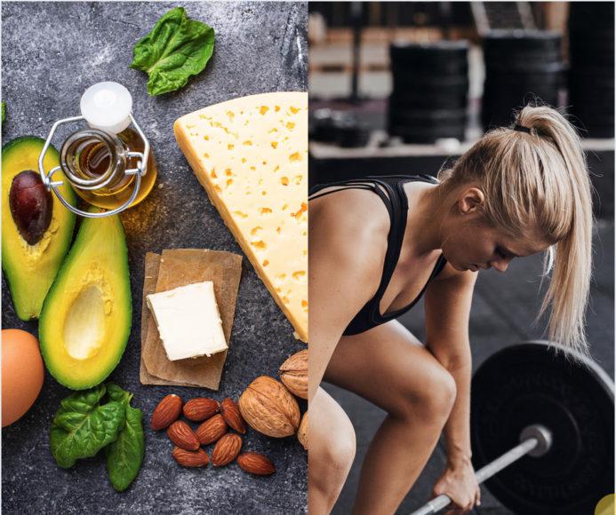Ketogene Ernährung und Sport kombinieren - Kann ich mit Keto Muskeln aufbauen?