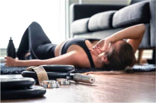Übertraining: Du gibst deinem Körper keine Zeit, um sich zu erholen