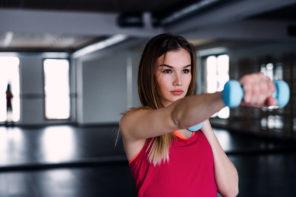 Die besten Fitnessübungen für zuhause für die Arme