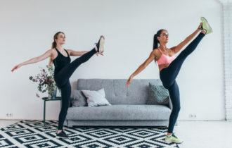 Fitnessübungen für Zuhause zum Abnehmen - Trainingsplan