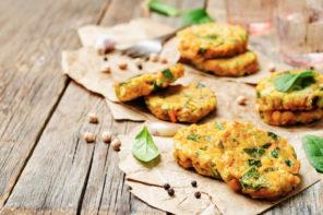 Keto Zucchini Puffer – Rezept für die Ketogene Ernährung
