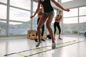 Fitnessübungen für zuhause für die Ausdauer