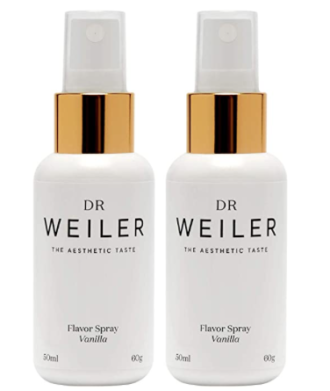 Dr. Weiler - Appetithemmer vegan Anti-Zuckerspray als Mundspray 50 ml