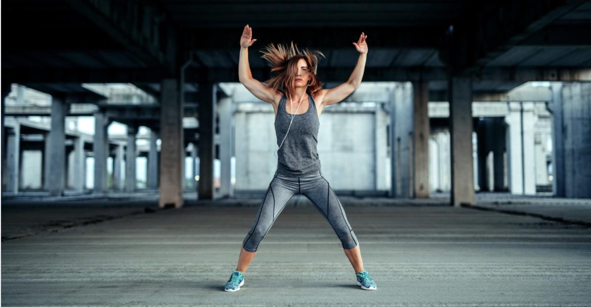 Die besten Fitnessübungen für zuhause für die Ausdauer
