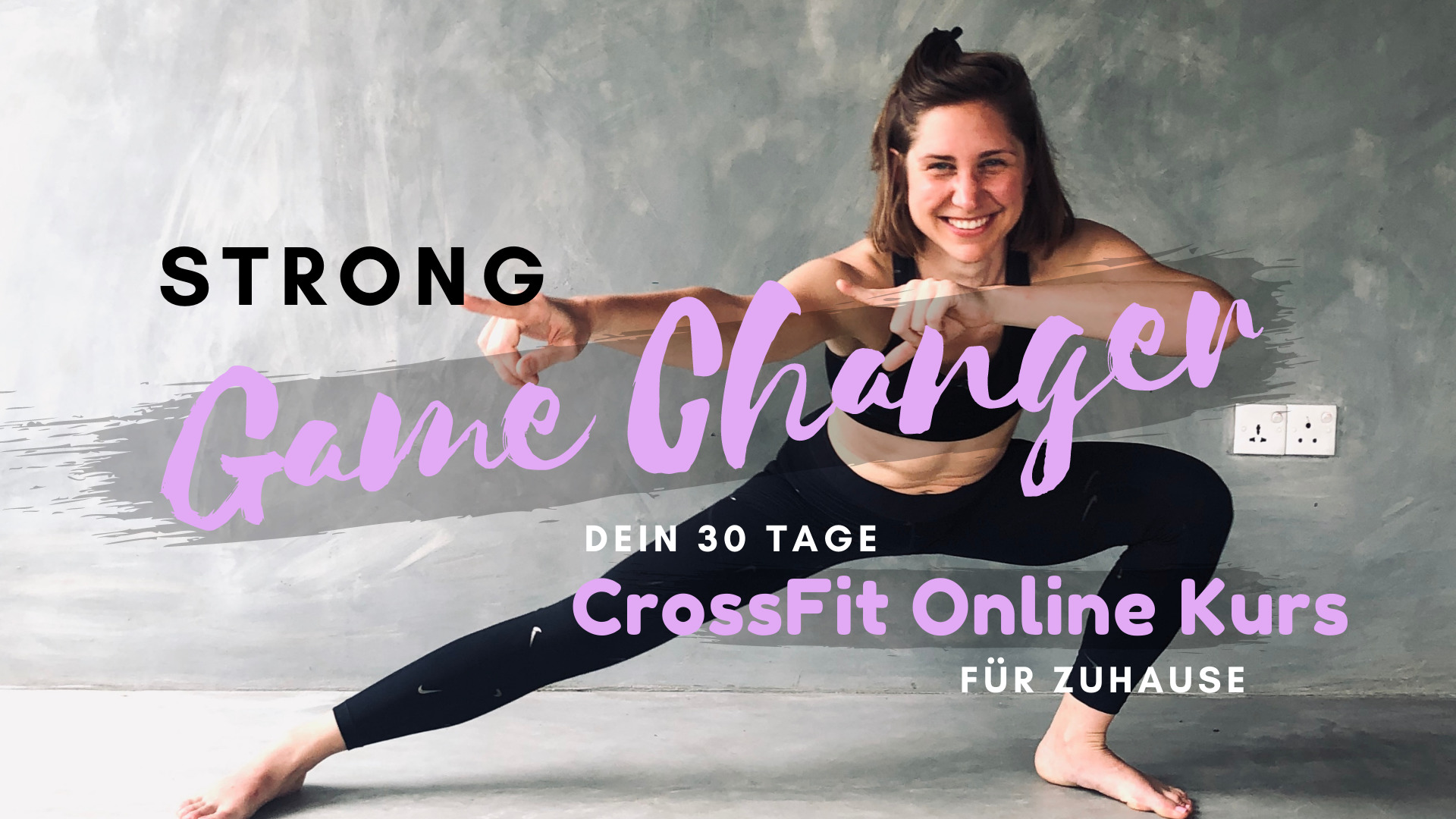 STRONG GAME CHANGER - CrossFit Online Kurs
