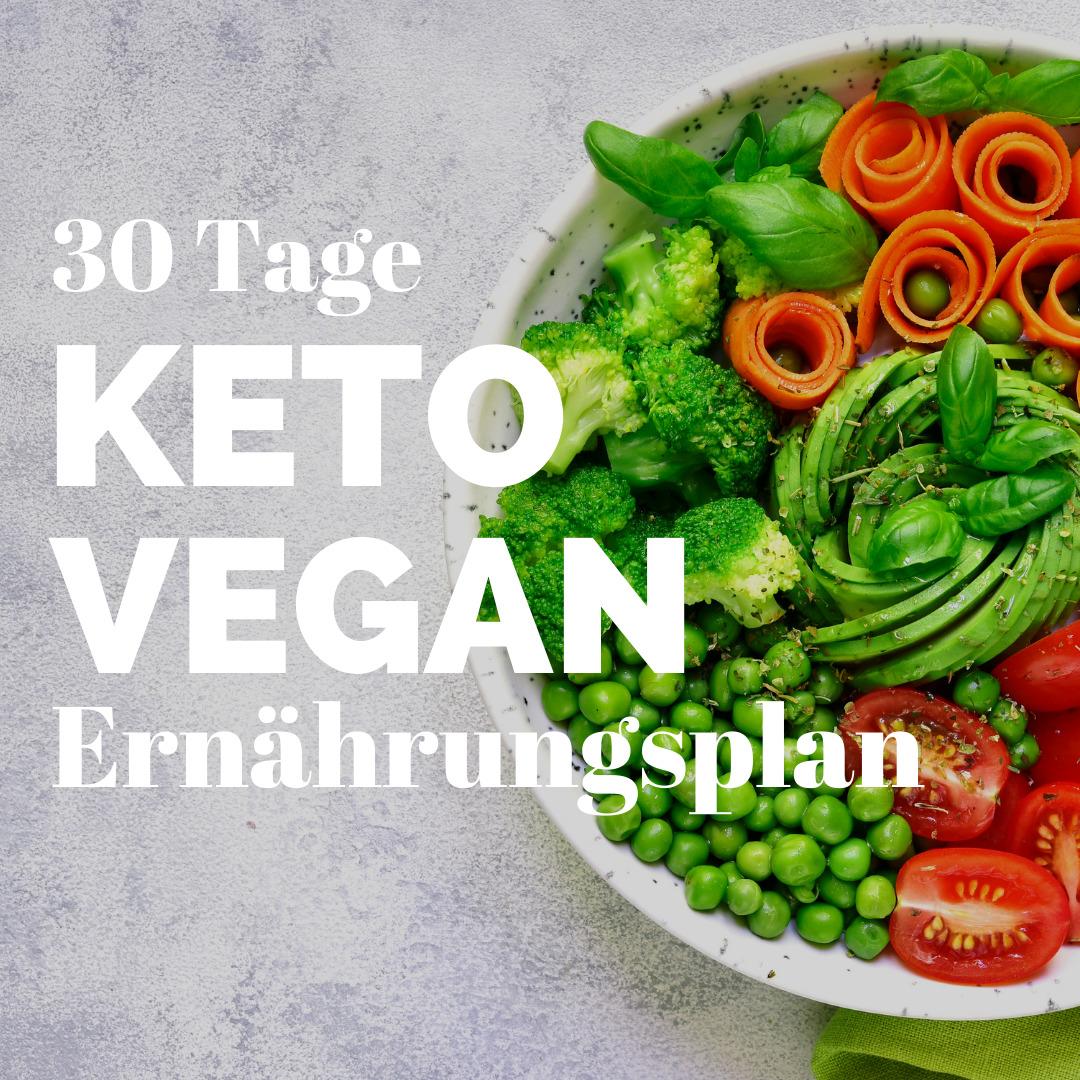 Keto Vegan Ernährungsplan