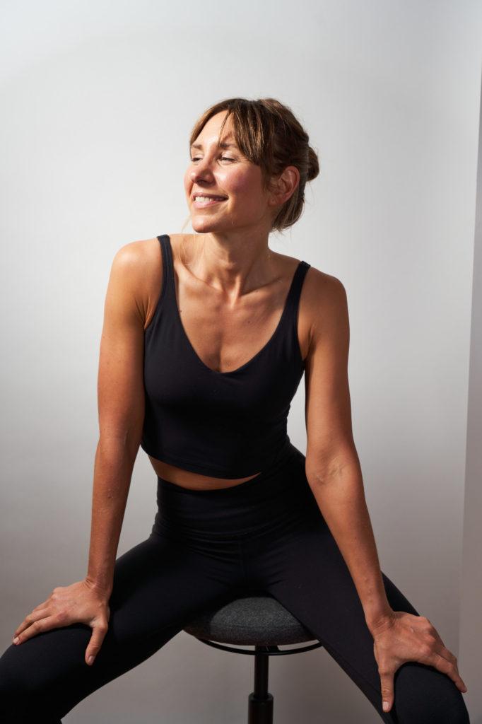 Nicolette vom STRONG Magazine
