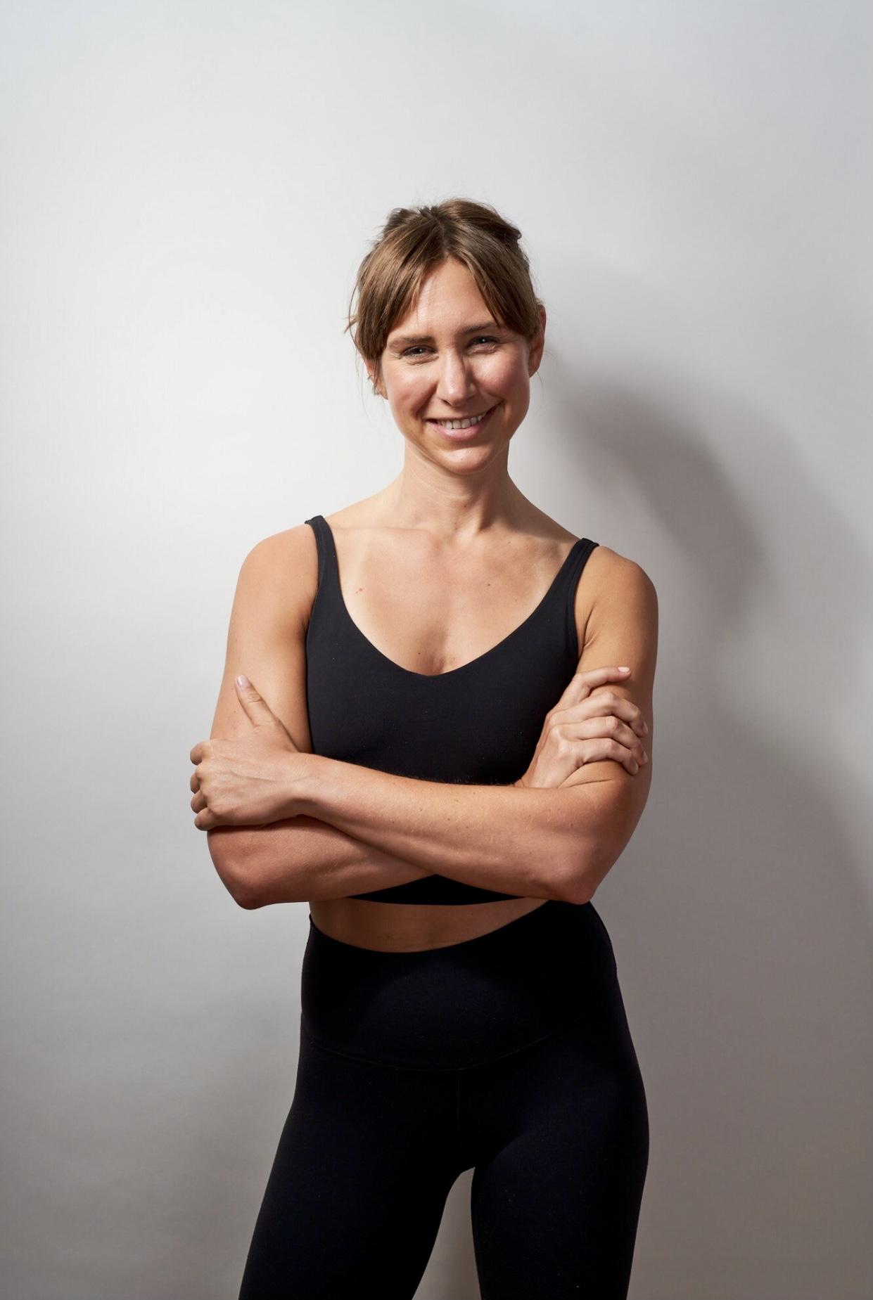 Nicolette, Gründerin von STRONG BULLETPROOF - Keto x Fitness Online Kurs