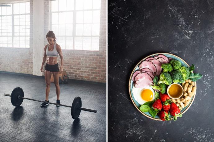 CrossFit mit der Keto Diät kombinieren?